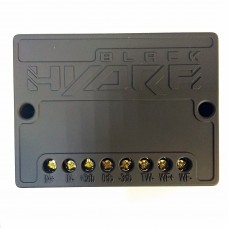 Black HYDRA, HIGH-END 2-WAY component system HDC-2.23